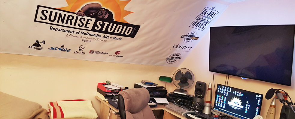 Chilled work – Sunrise Studio