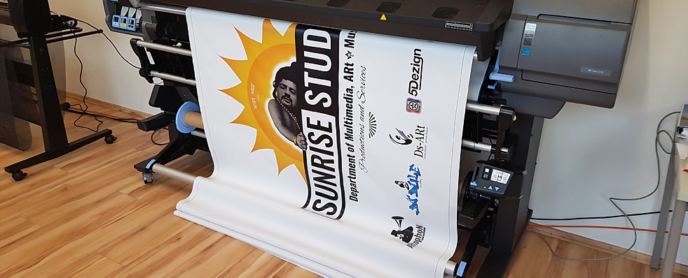 A Sunny BIG Poster